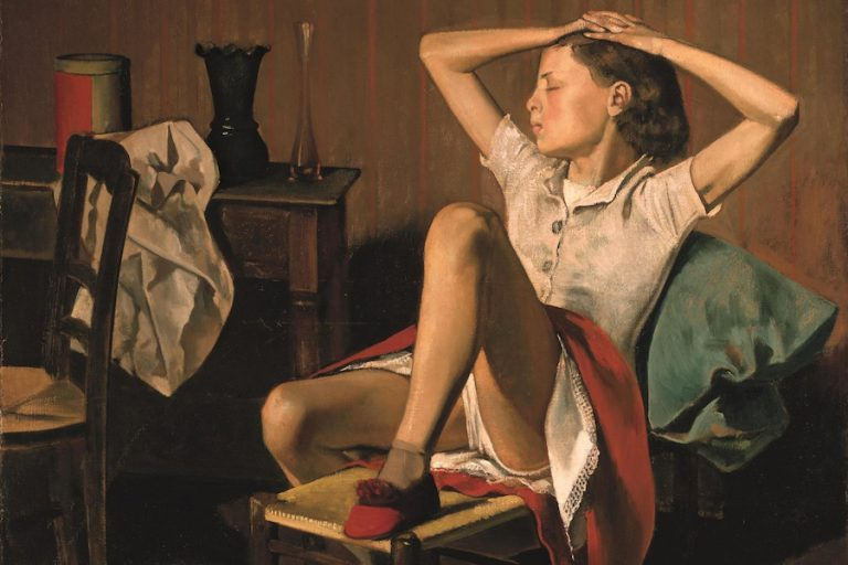 Balthus – Erotic Provocations