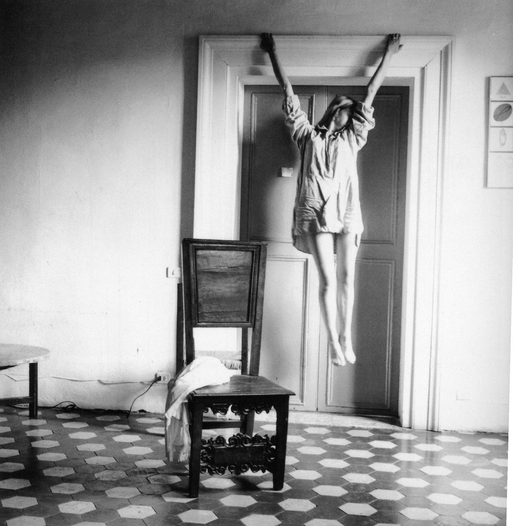 Francesca Woodman Untitled, Rome, Italy 1977-1978 © George and Betty Woodman