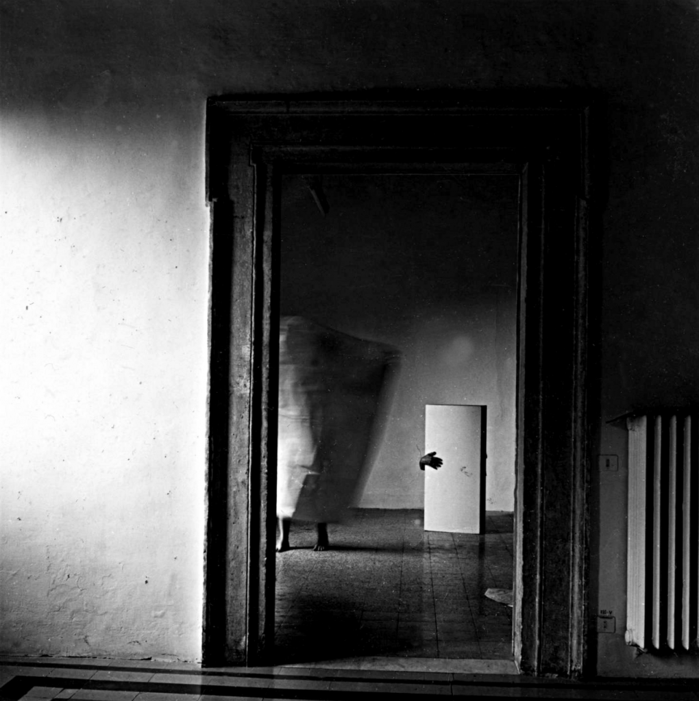 Francesca Woodman: From Angel Series, Rome, Italy, September 1977