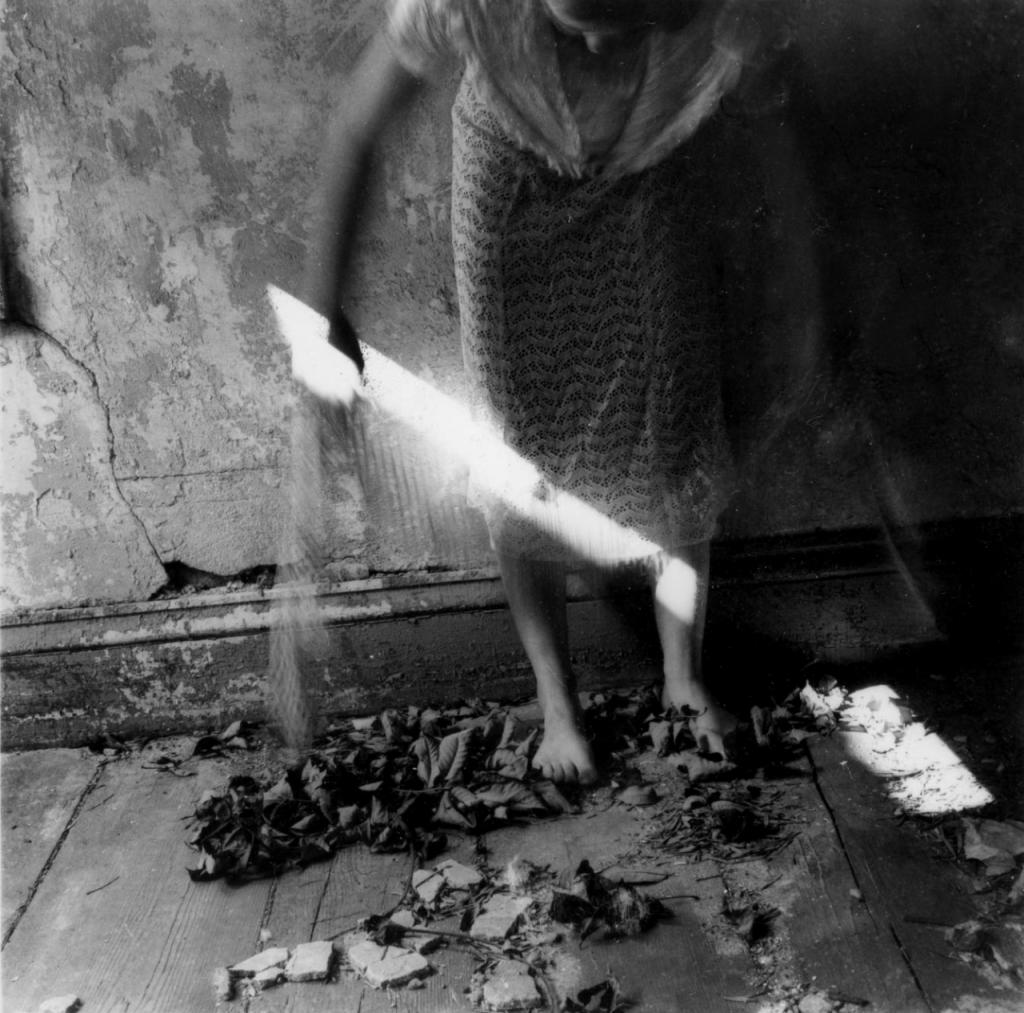 Francesca Woodman Untitled, 1976 - 80