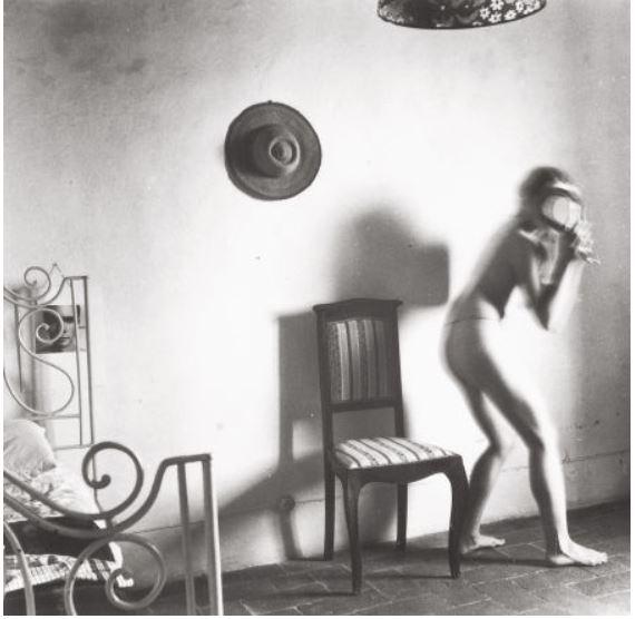 Francesca Woodman, Untitled, Antella Italy, 1977 - 78