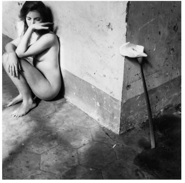 Francesca Woodman Untitled, Rome , 1977–1978.