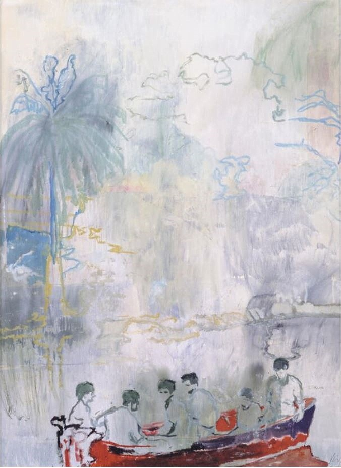 Peter Doig – Imaginary Boys