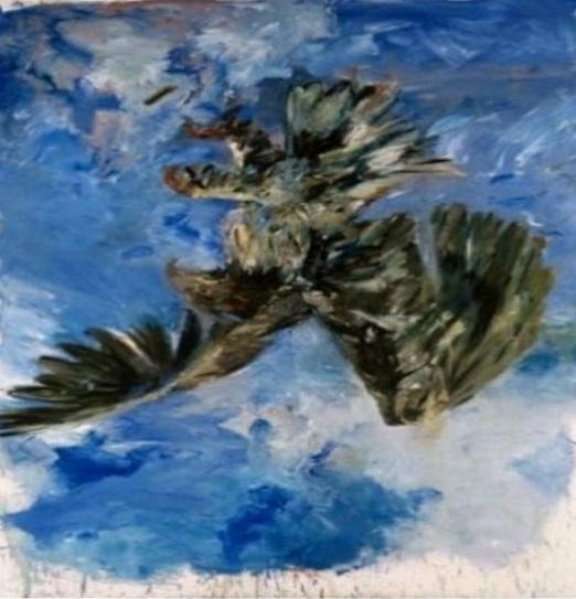 Georg Baselitz – The Eagle