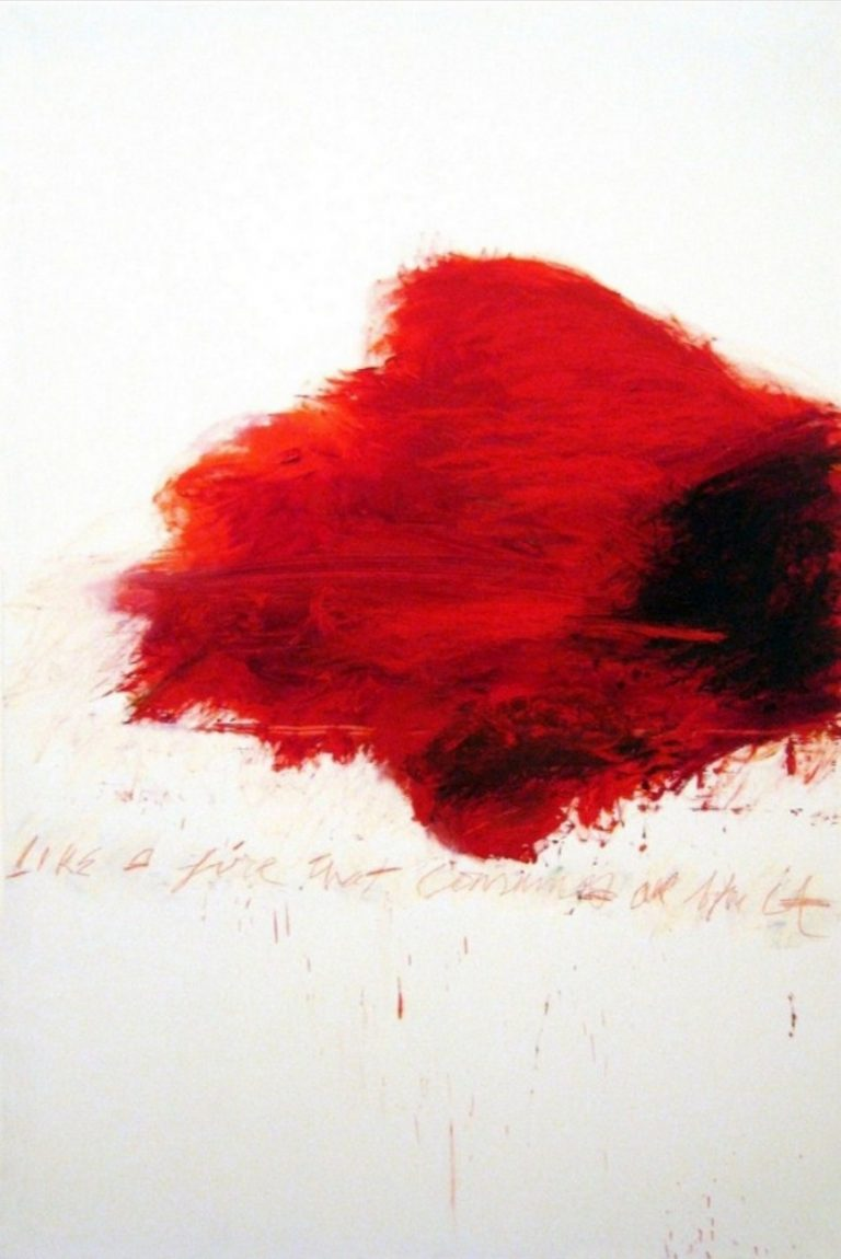 Cy Twombly – Artistic Poet