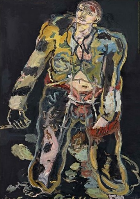 Georg Baselitz – The Rebel