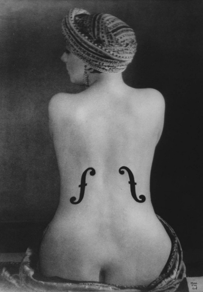 Man Ray – An American in Paris