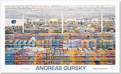 Andreas Gursky – 99 cent