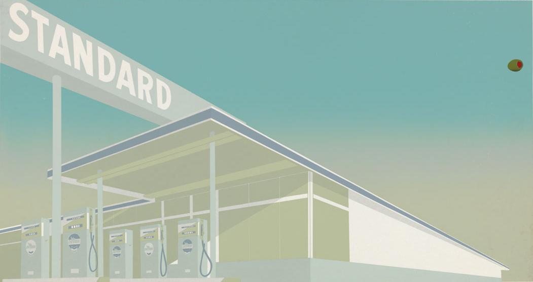 Ed Ruscha – Pop Art and Minimalism
