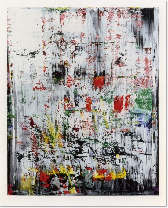 Gerhard Richter – signed editions