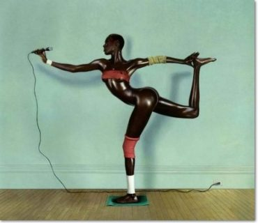 Jean-Paul Goude, Grace Jones