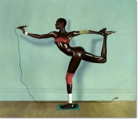 Jean-Paul Goude – Humorous provocations