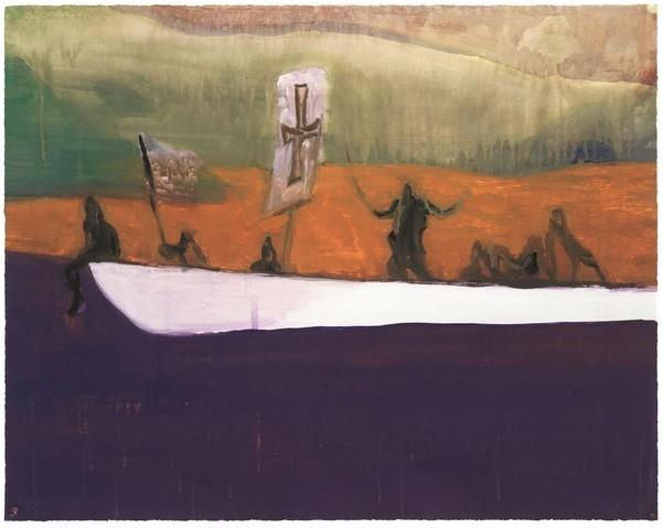 Peter Doig – Imaginary Boys