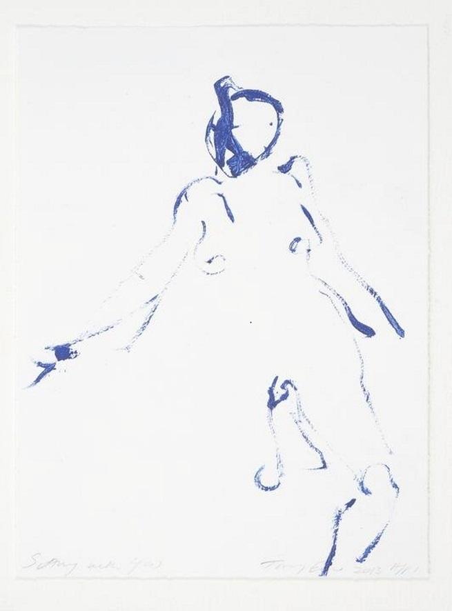 Tracey Emin – Strangeland