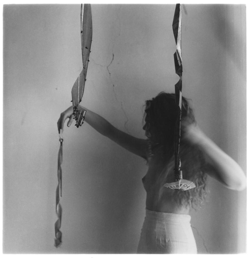 Francesca Woodman, Angel Series, 1977-78