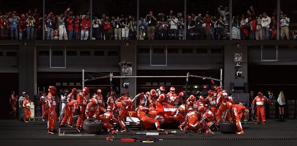Andreas Gursky – Formula 1